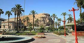 Arica Highlights