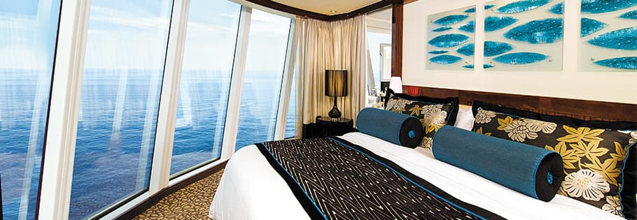 Cabine du Norwegian Epic