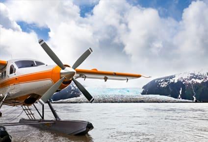 navegación en alaska