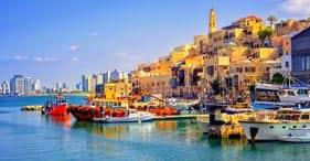 Tel Aviv Orientation & Jaffa