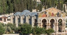Panoramic Jerusalem
