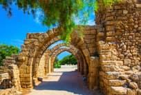 Caesarea, Tel Aviv & Jaffa