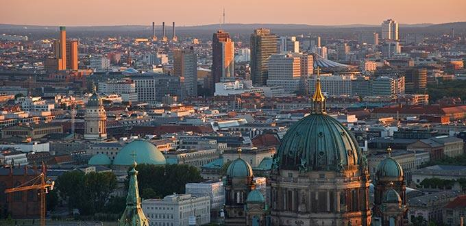 Germany's capital is vibrant, cool and rich in history.