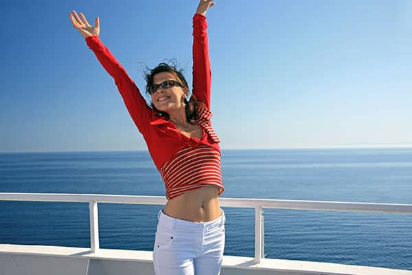 Be Healthy on your next cruise