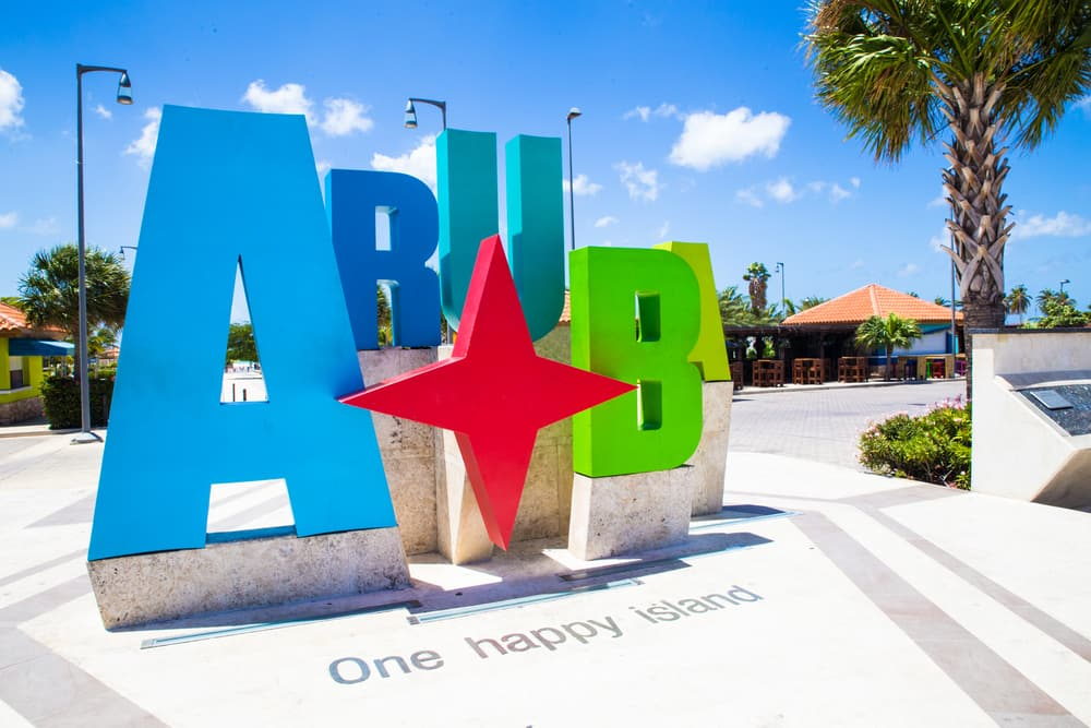 Cruising the ABC Islands: Aruba