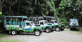 Safari sur l'île en 4x4 et plage