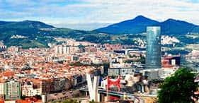 Guggenheim Museum e Bilbao