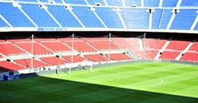 Panoramic Barcelona & Barca Stadium – In-transit guests