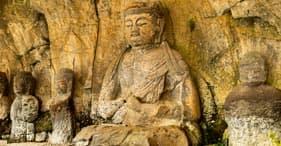בודהות הסלע באוסוקי ובית אינבה