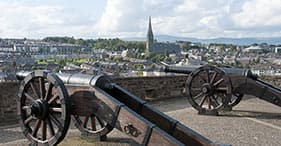 The Walled City Of Londonderry