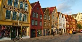 Bergen On Foot & Funicular