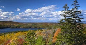 Acadia National Park & The Looking Glass