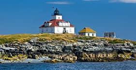 Lighthouse & National Park Cruise