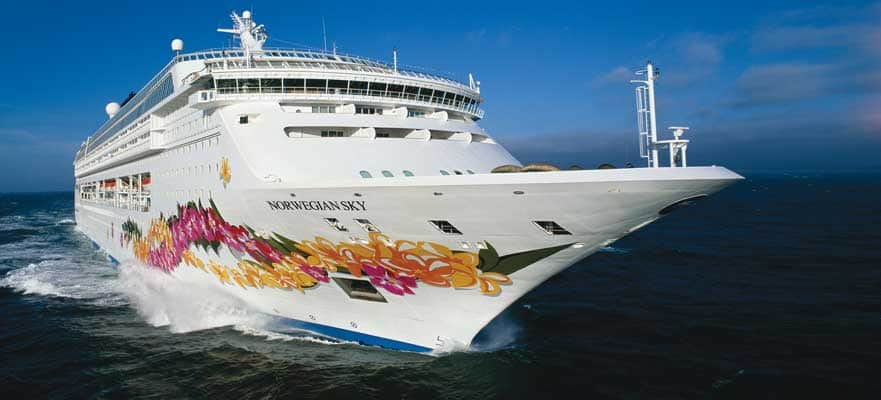 The only all-inclusive contemporary cruise ship to sail from Miami to Cuba and the Bahamas