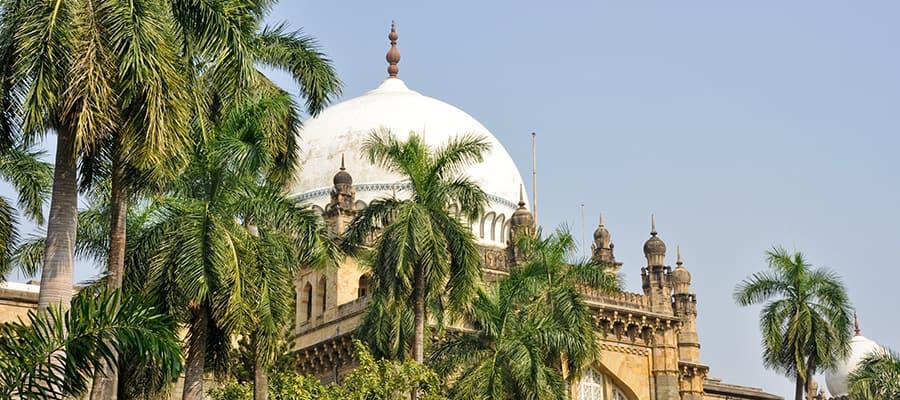 Le musée du prince de Galles lors de votre croisière à Mumbai