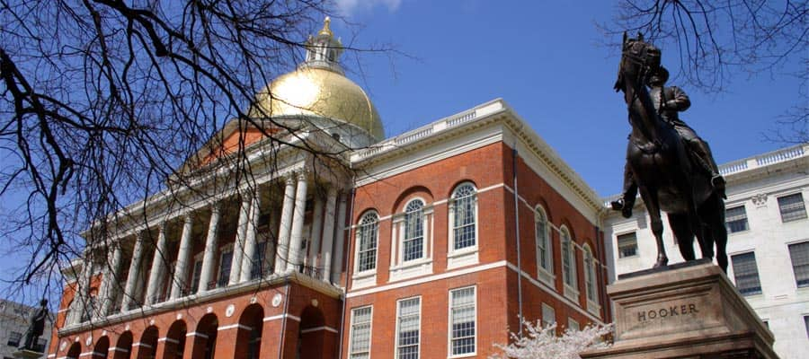 Cruise to Boston and visit the Massachusetts State House