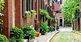 Boston histórica & Cambridge