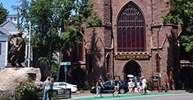 Parte histórica de Salem & Museu das Bruxas