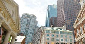 Harvard, Skywalk & Quincy Market