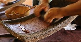 Chocolate y cultura Ke'kchi
