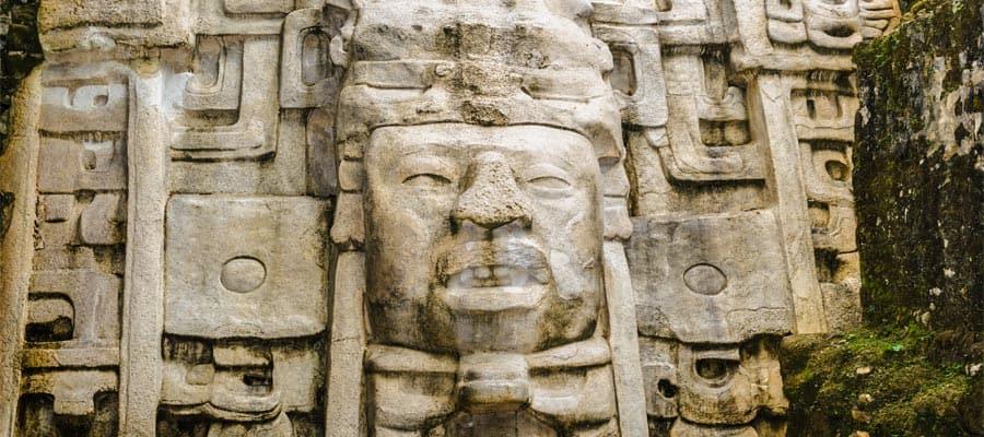 ראו את הארכיטקטורה של תרבות המאיה, בהפלגה שלכם לבליז