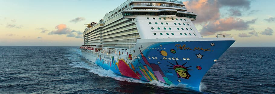 Take a Baltic Cruise on Norwegian Breakaway