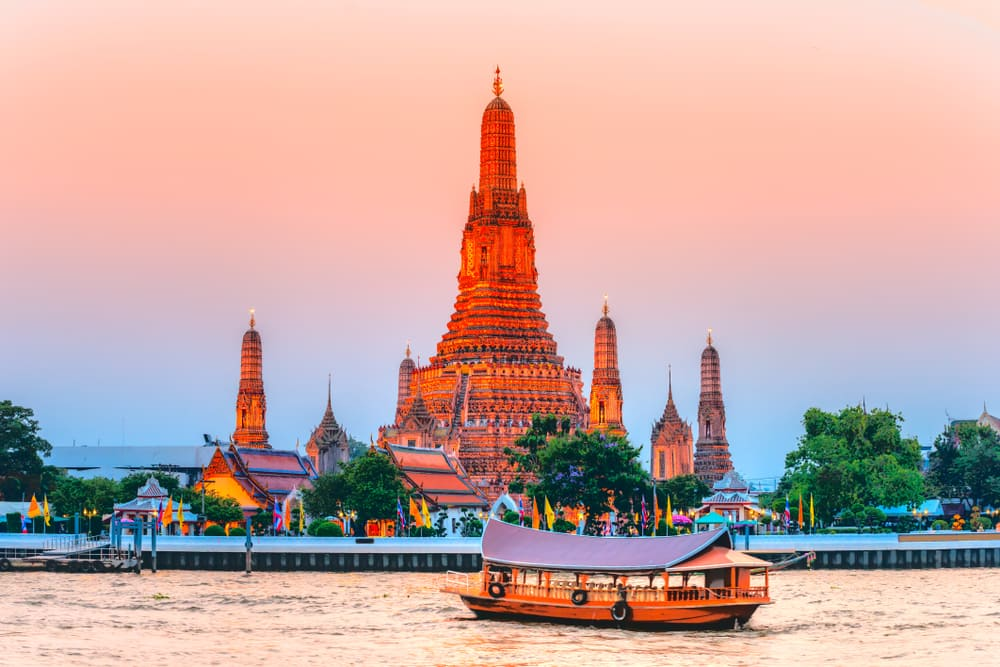 Cruising to Southeast Asia: Exploring Bangkok with Norwegian