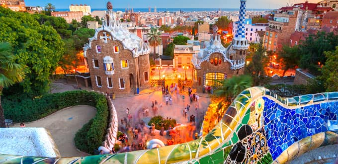Behold Gaudi's Modernist masterpieces in Barcelona