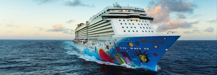 Freestyle Cruising Cruise Activities