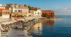 Chania Walking Tour