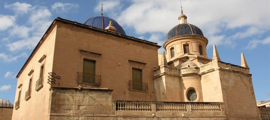 Basilica of Santa Maria on your Europe cruise