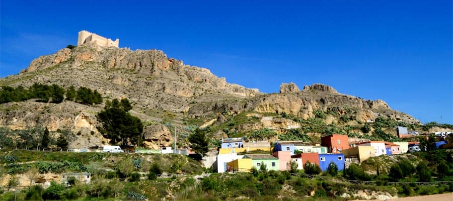 Houses of Jumilla on Europe cruise