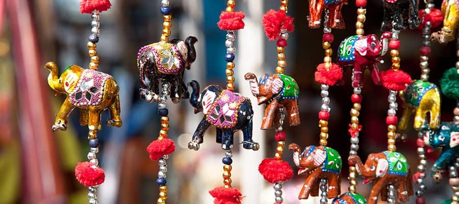 Mercato di Mattancherry durante la tua crociera a Cochin
