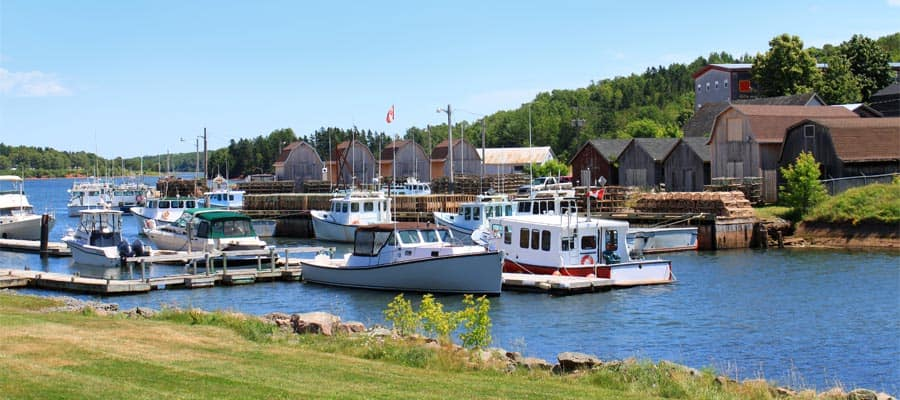 Visit Charlottetown on your Canada & New England cruise