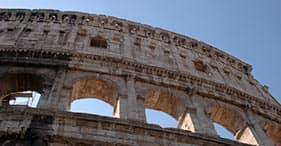 רומא (צ'יוויטווקיה), איטליה