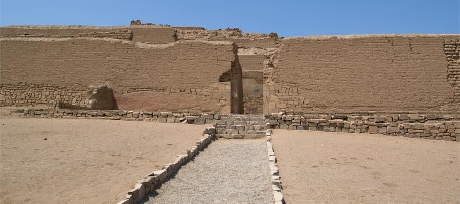 Incan Temple of the Sun