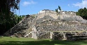 Ruinas mayas de Kohunlich