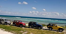 Jeep Safari & Beach