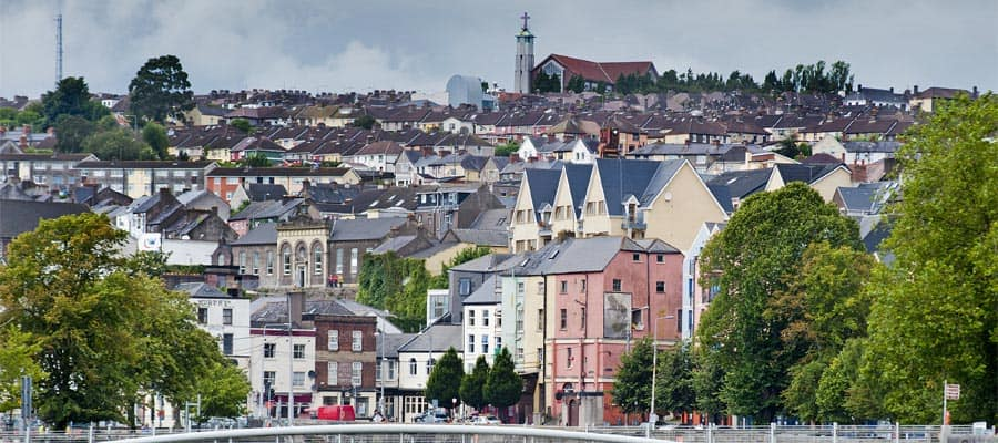 Cork City on your Europe cruise
