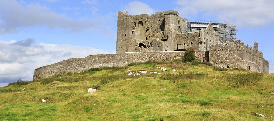 Rock of Cashel on your Cork cruise