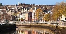 Castillo de Blarney y recorrido por Cork