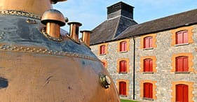 Panoramic Cork & Old Midleton Distillery