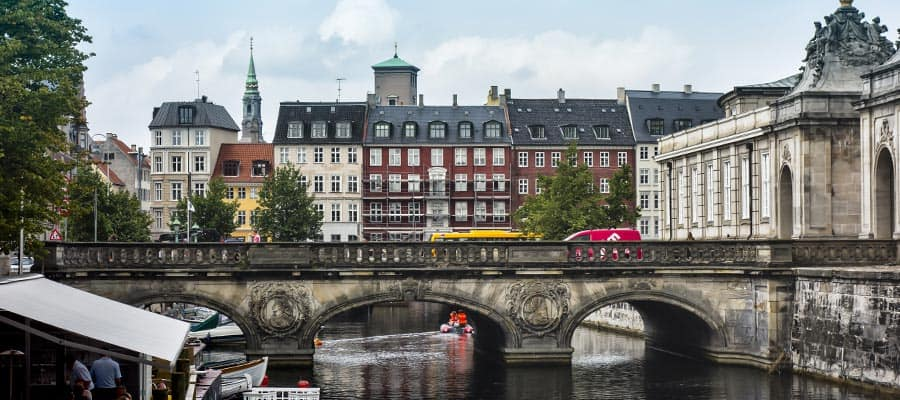 Frederiksholms Canal on your Europe cruise