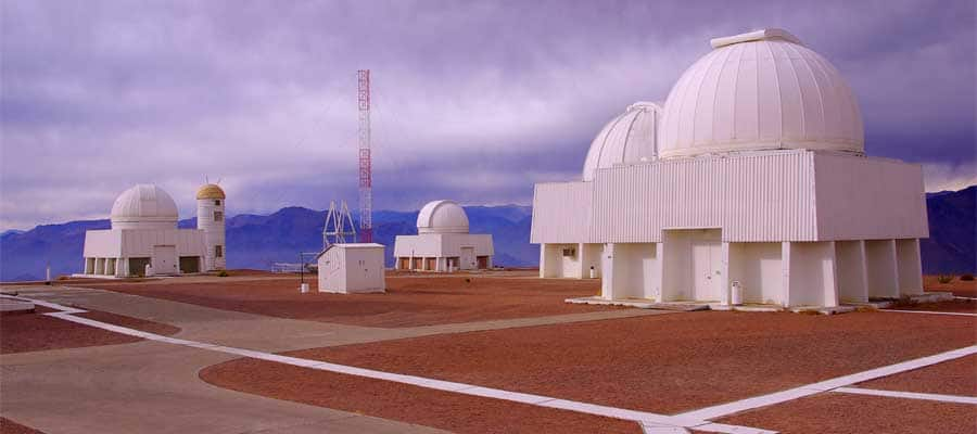 Observatory cerro tololo on your Panama canal cruise