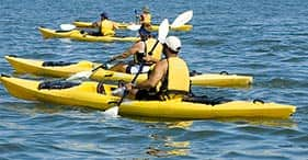 Sea Kayak & Snorkel Adventure