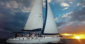Sunset Sail & Cocktails