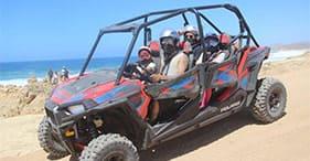 4 Person 4X4 Off-Road Adventure