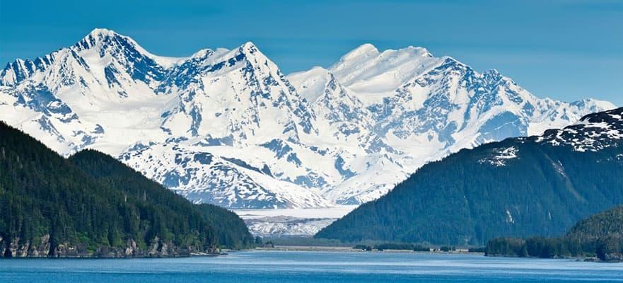 Día de llegada en avión a Anchorage