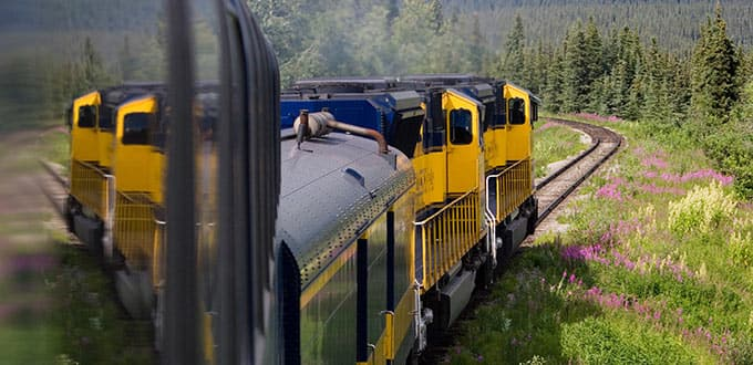 12-Day Denali by Rail Explorer - Northbound Cruise Tour