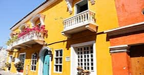Scenic Cartagena